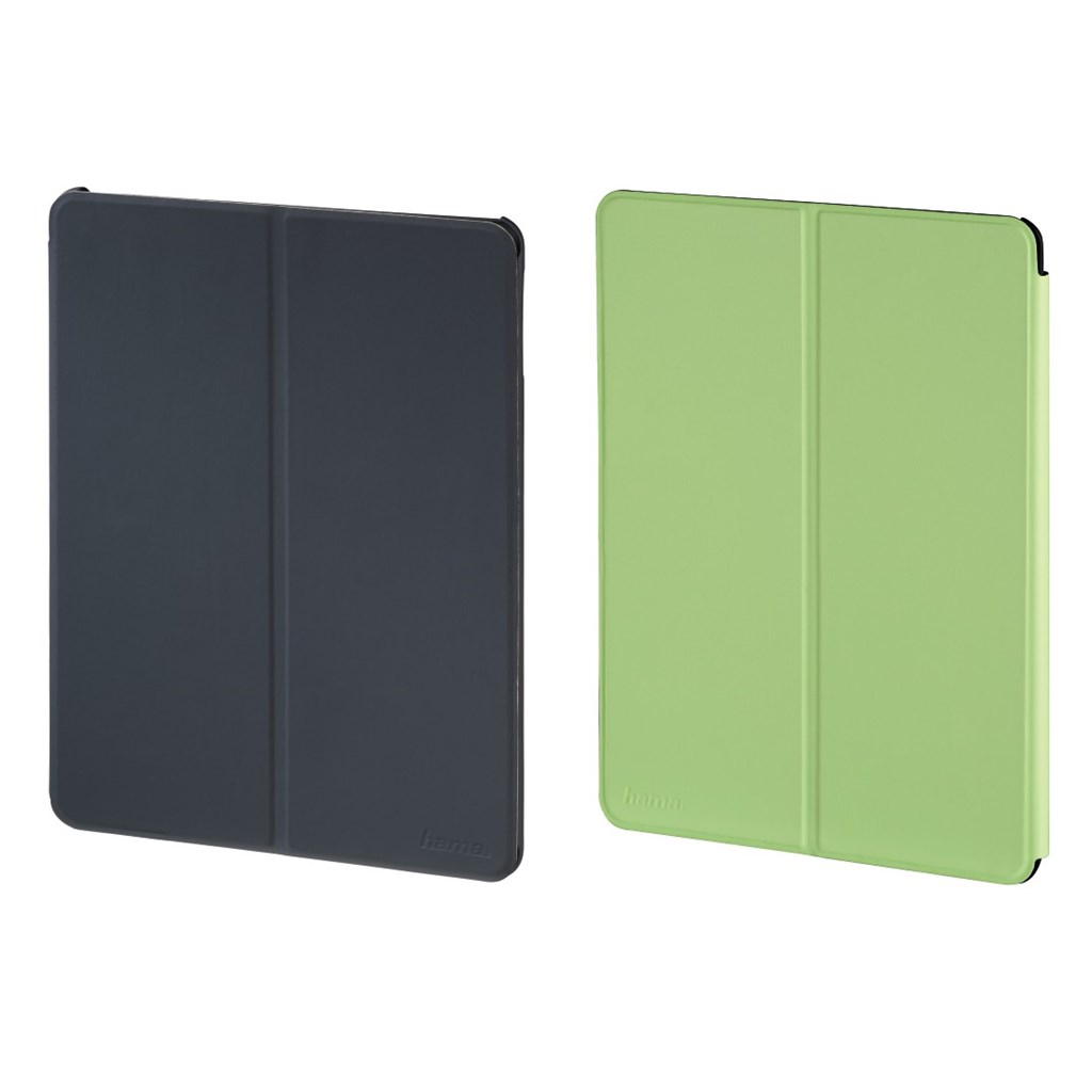 Hama twiddle Portfolio for Apple iPad Air 2, grey/green