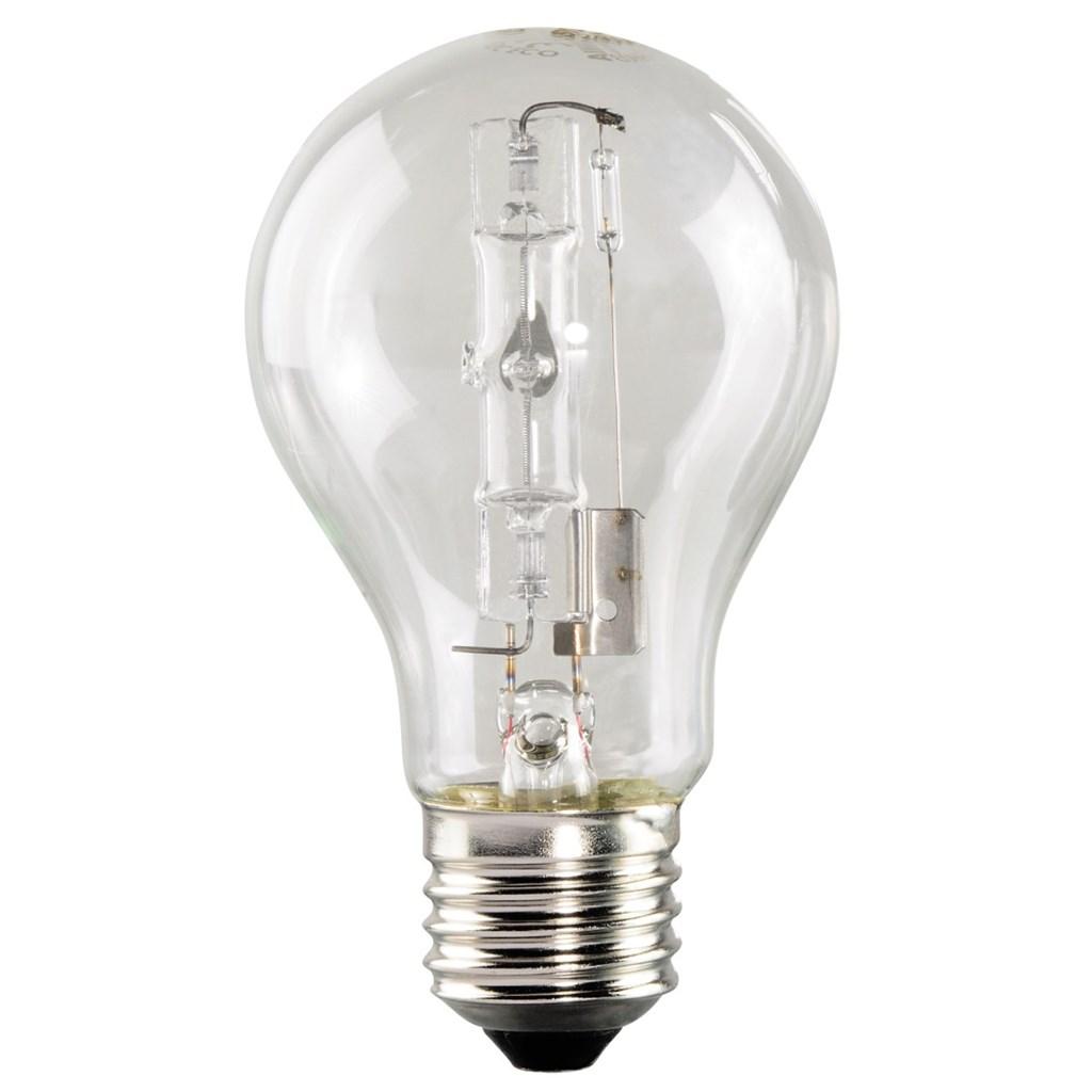 Xavax halogenová žárovka, 230 V, 105 W (=135 W), E27, teplá bílá, 1 ks v krabičce