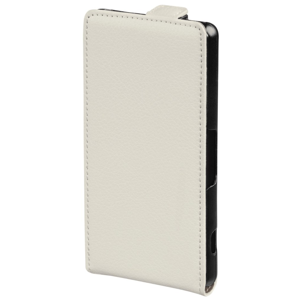 Hama smart Case Flap Case for Sony Xperia Z3 Compact, white