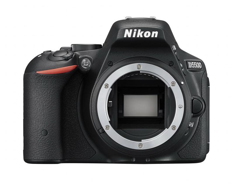 NIKON D5500 černá