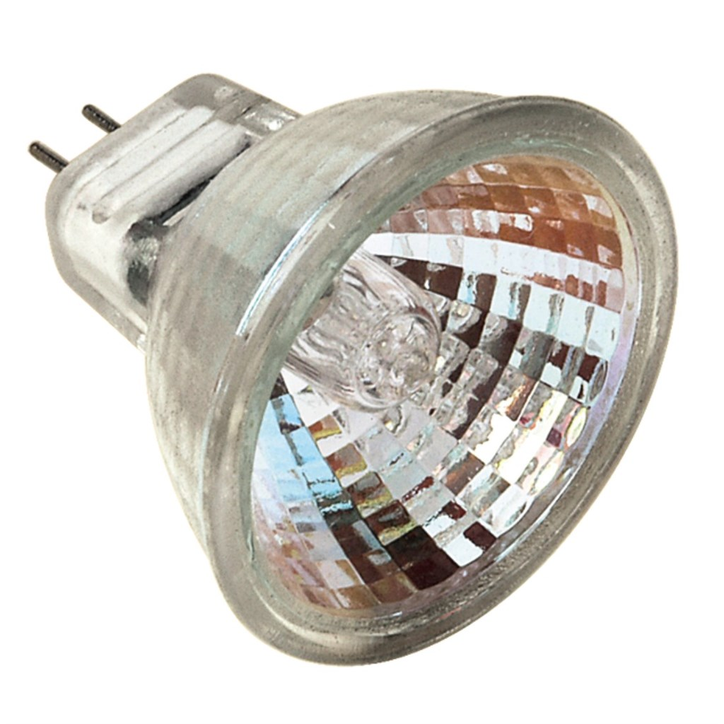 Xavax Energy Saver LV Halogen Reflector Bulb, 35W, GU4, MR11, warm white