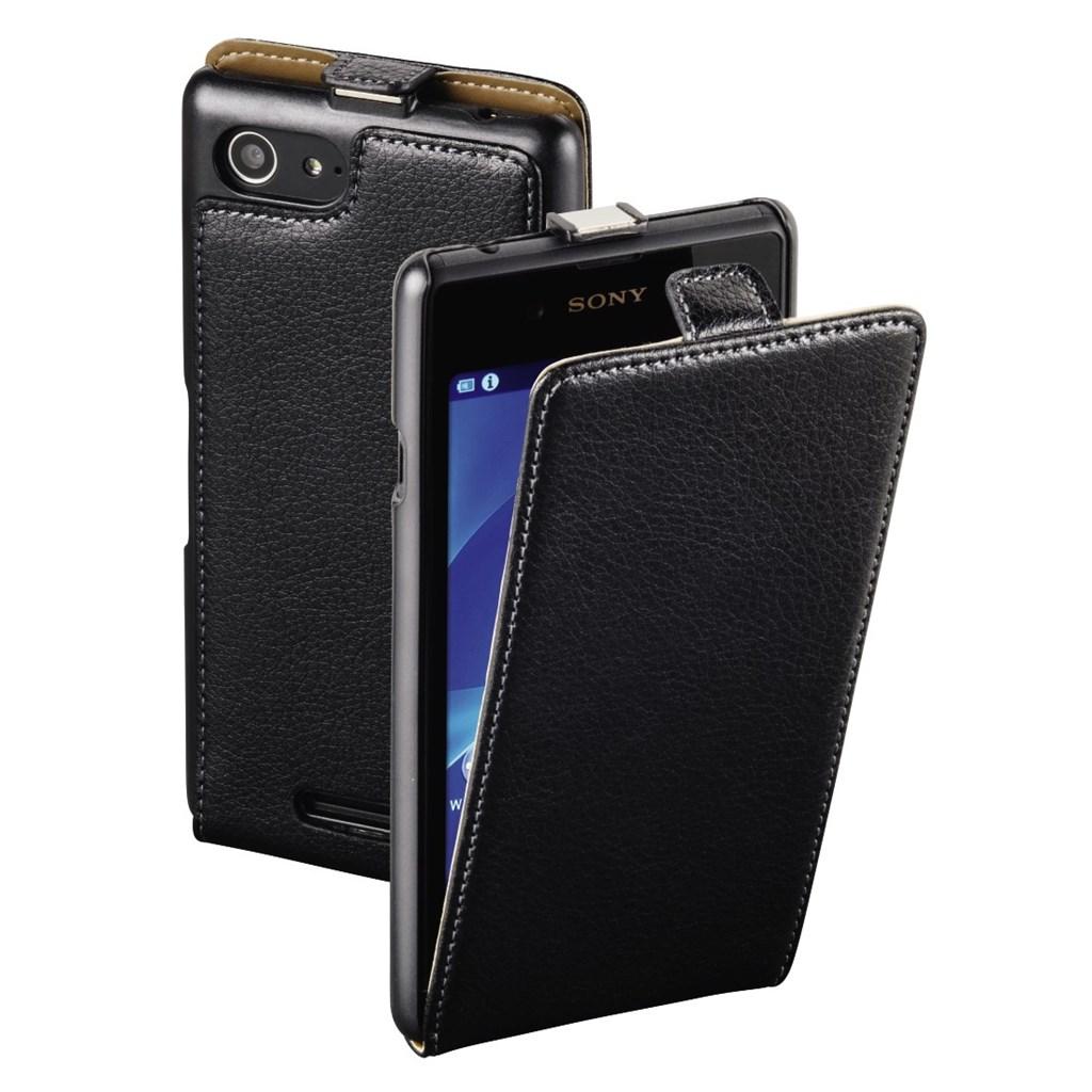 Hama smart Case Flap Case for Sony Xperia E3, black
