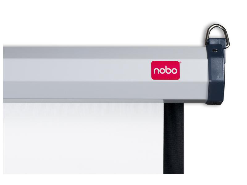 Nástěnné projekční plátno NOBO, 240x160cm (16:10)