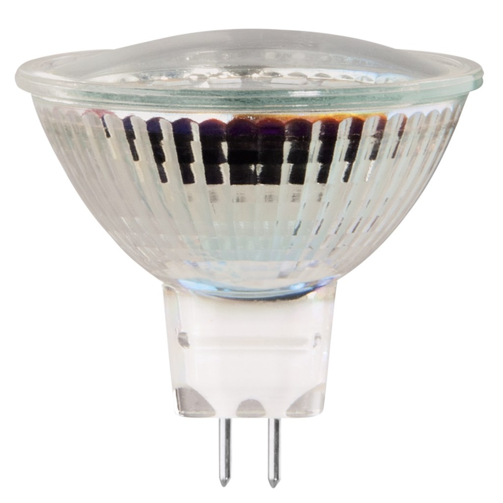 Xavax LED Reflector Bulb, 3W, GU5.3, MR16, warm white
