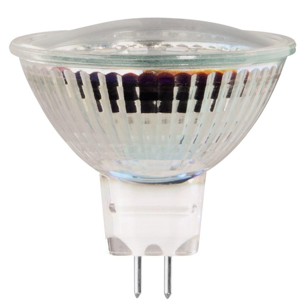 Xavax LED Reflector Bulb, 3W, GU5.3, MR16, warm white