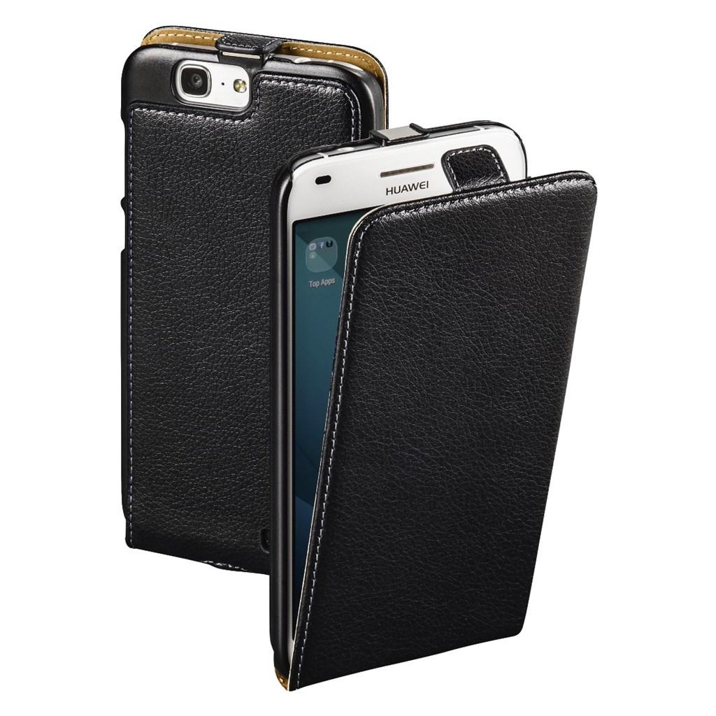 Hama smart Case Flap Case for Huawei Ascend G7, black