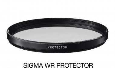 SIGMA PROTECTOR 62mm WR