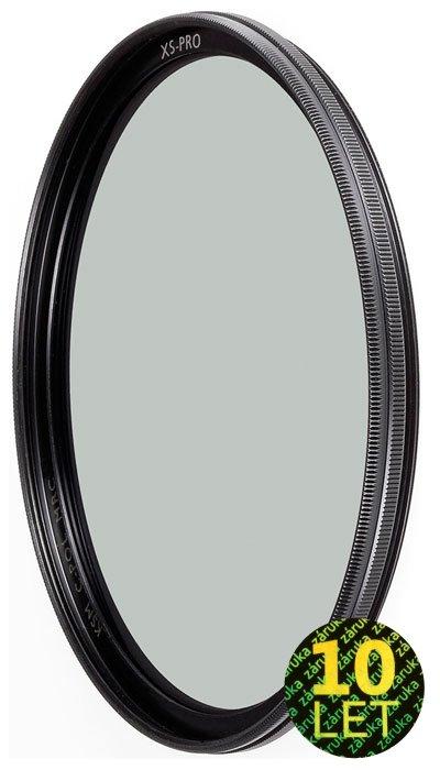 B+W cirkulárně polarizační filtr Käsemann XS-PRO HTC DIGITAL MRC nano 86mm