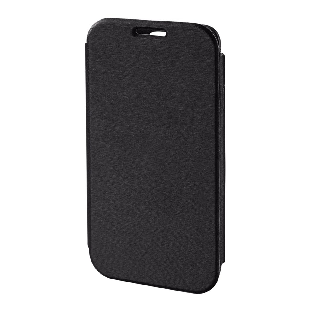 Hama Slim Booklet Case for Samsung Galaxy S5 mini, black