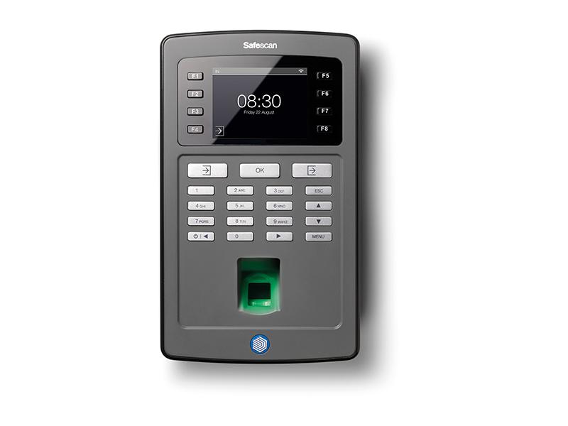 Safescan TA-8035 Wi-Fi Černá