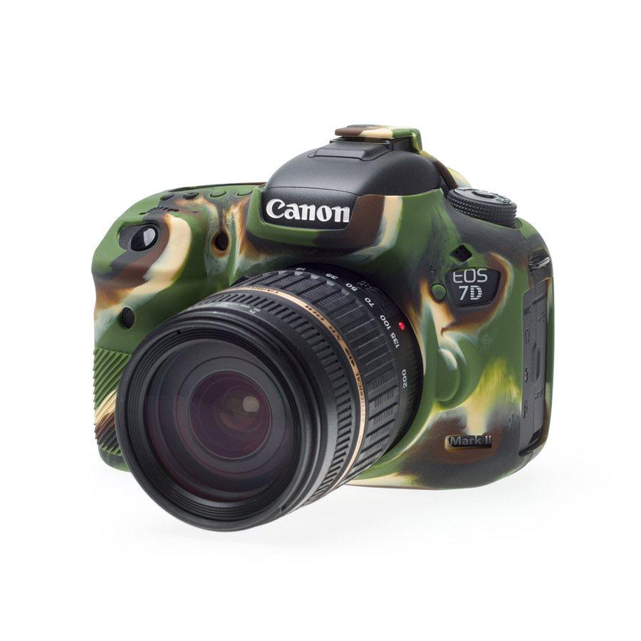 Easy Cover Pouzdro Reflex Silic Canon 7D Mark II Camouflage