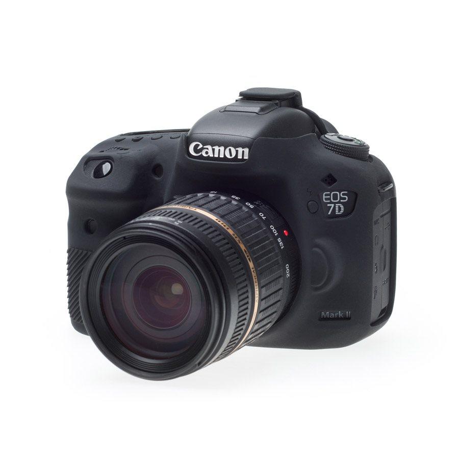Easy Cover Pouzdro Reflex Silic Canon 7D Mark II Black