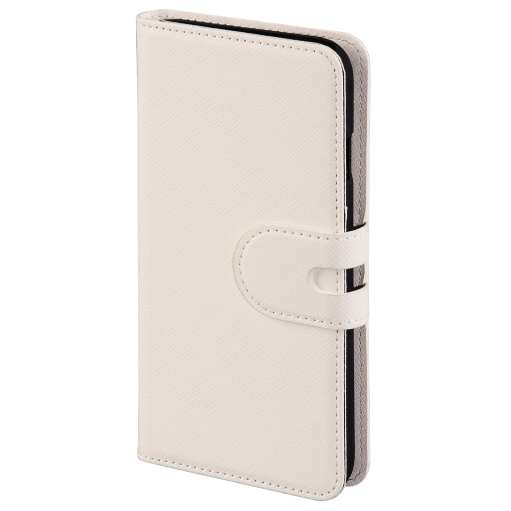 Hama 2in1 Booklet Case for Apple iPhone 6, white