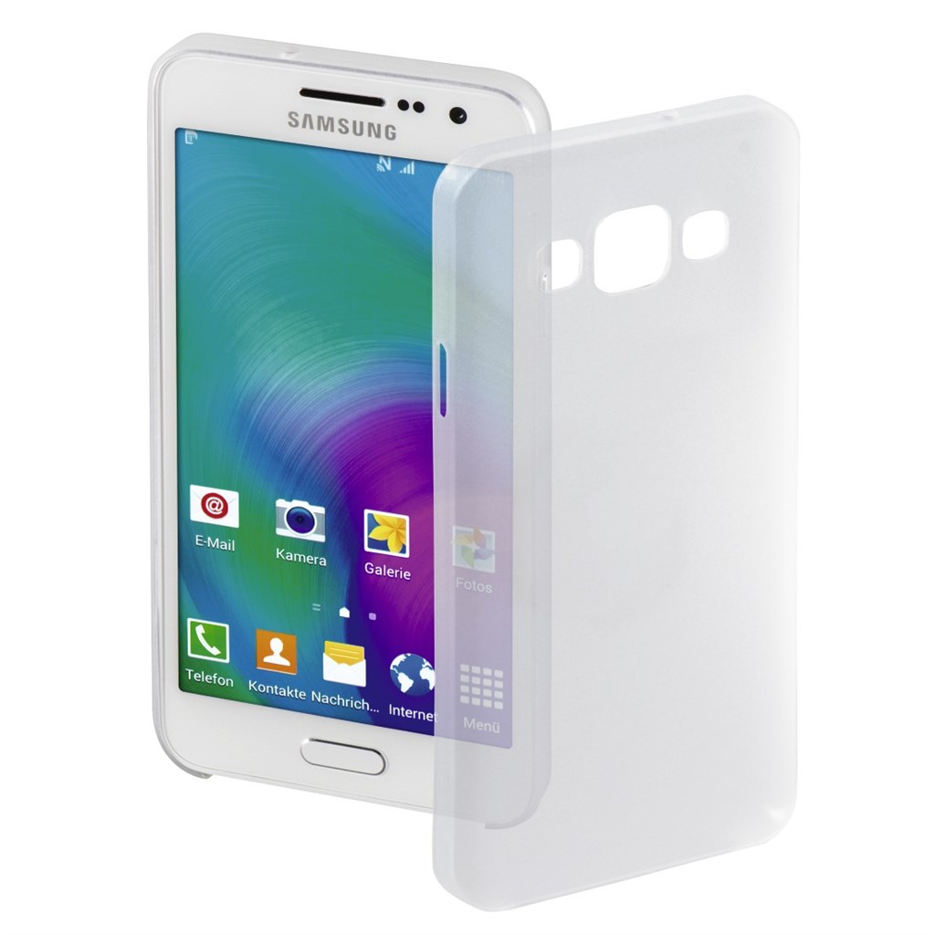 Hama ultra Slim Cover for Samsung Galaxy A3, white