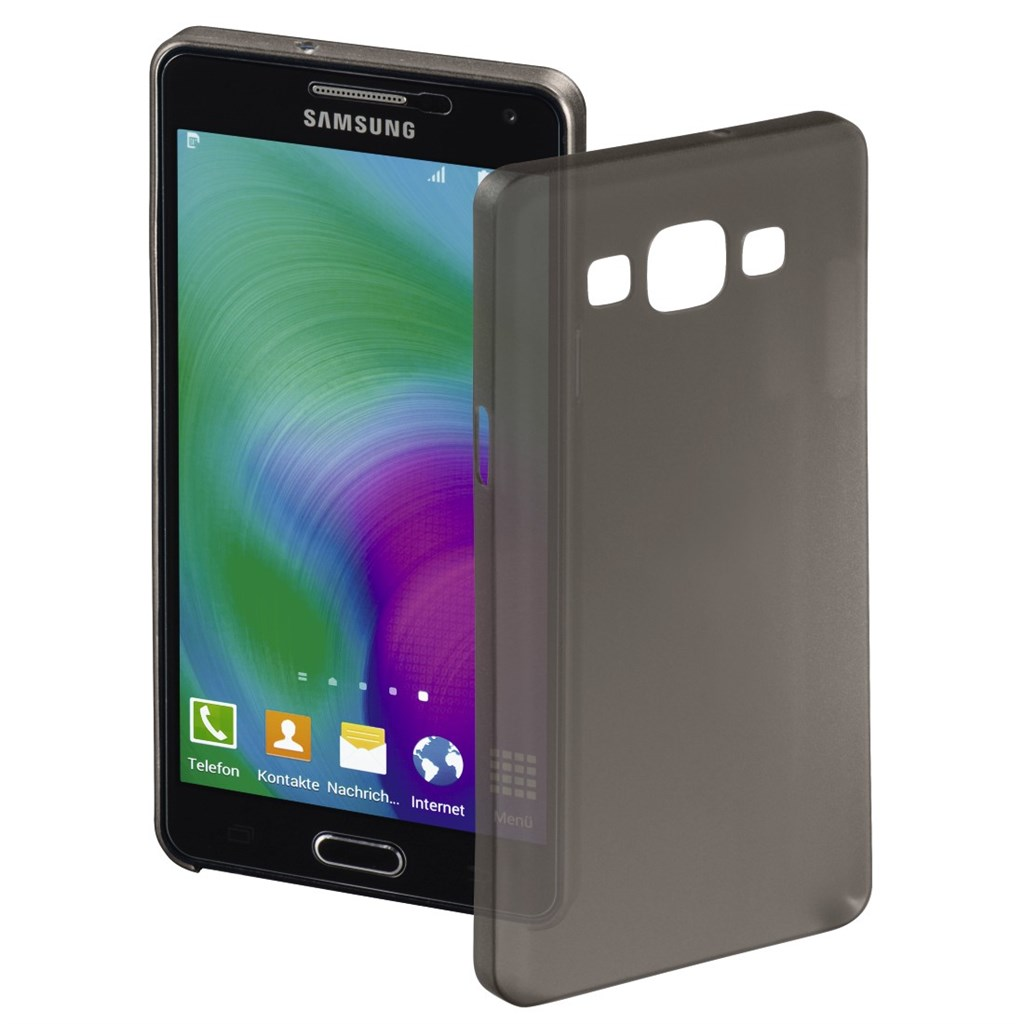 Hama ultra Slim Cover for Samsung Galaxy A5, black