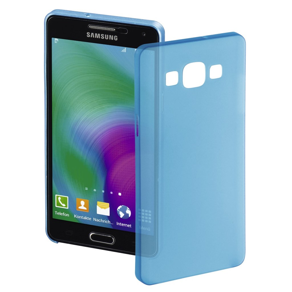 Hama ultra Slim Cover for Samsung Galaxy A5, blue
