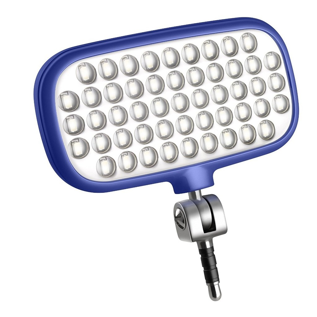 METZ MECALIGHT LED-72 smart blue