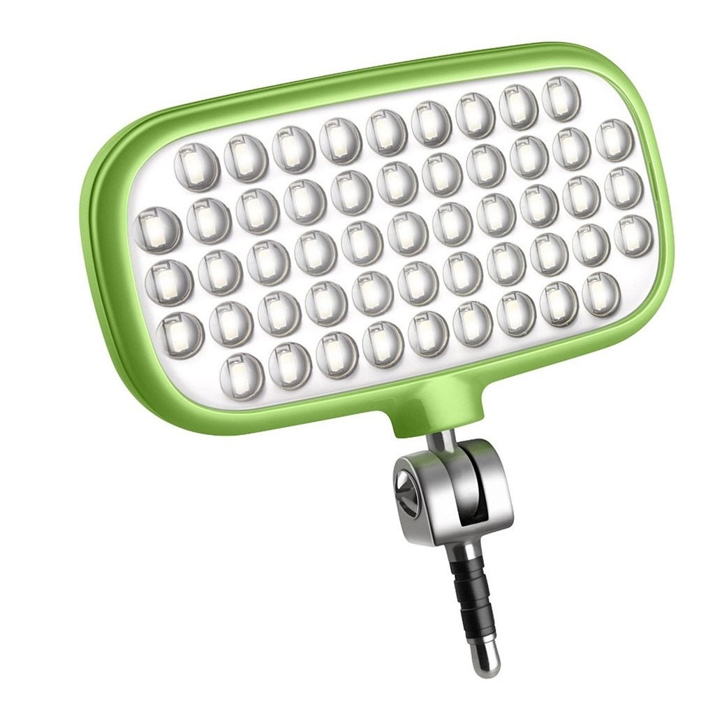 METZ MECALIGHT LED-72 smart green