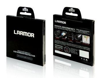 Larmor ochranné sklo 0,3mm na displej pro Nikon Df