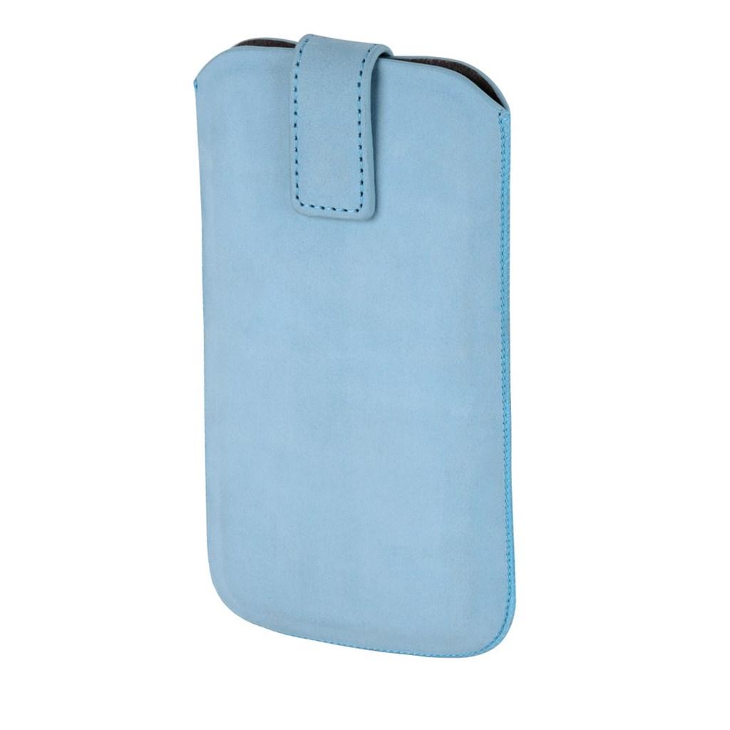 Hama pouzdro na mobilní telefon Chic Case, XL, mátové