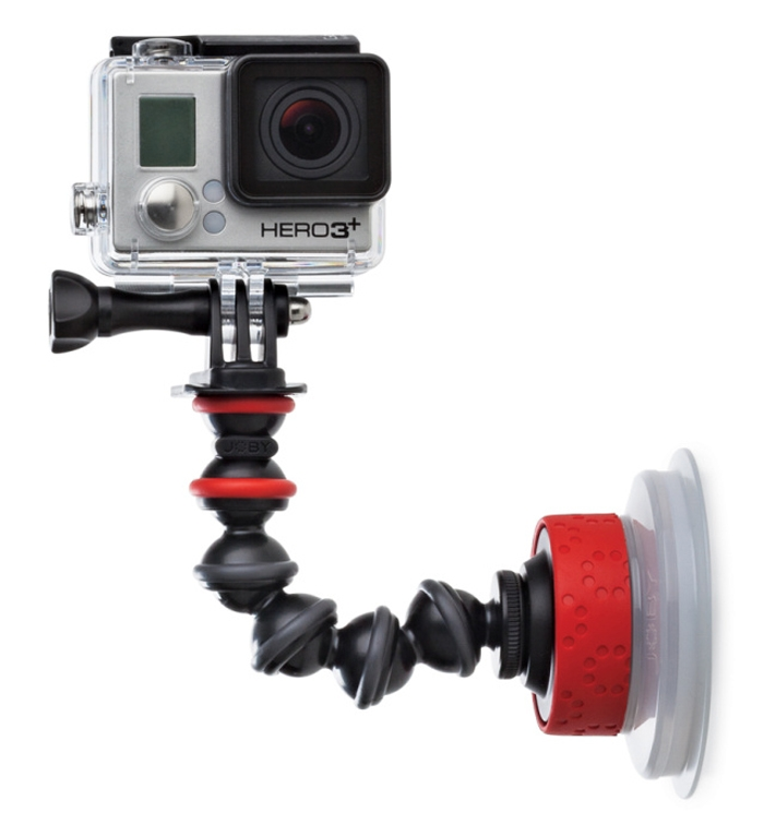 JOBY Suction Cup&GorillaPod Arm