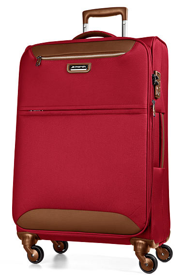 March Flybird S Red / Brown