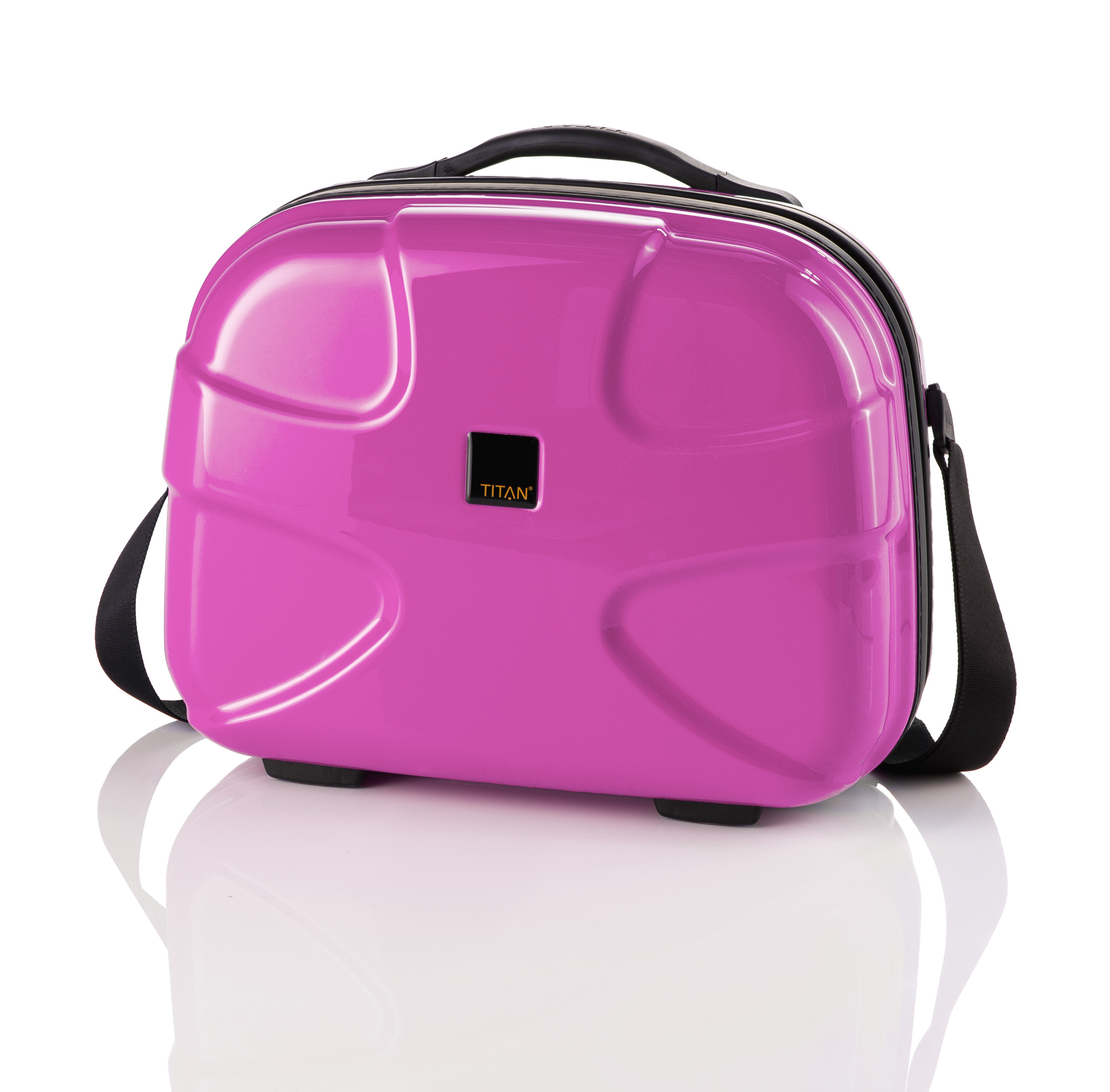 Titan X2 Flash Beauty Case Hot Pink