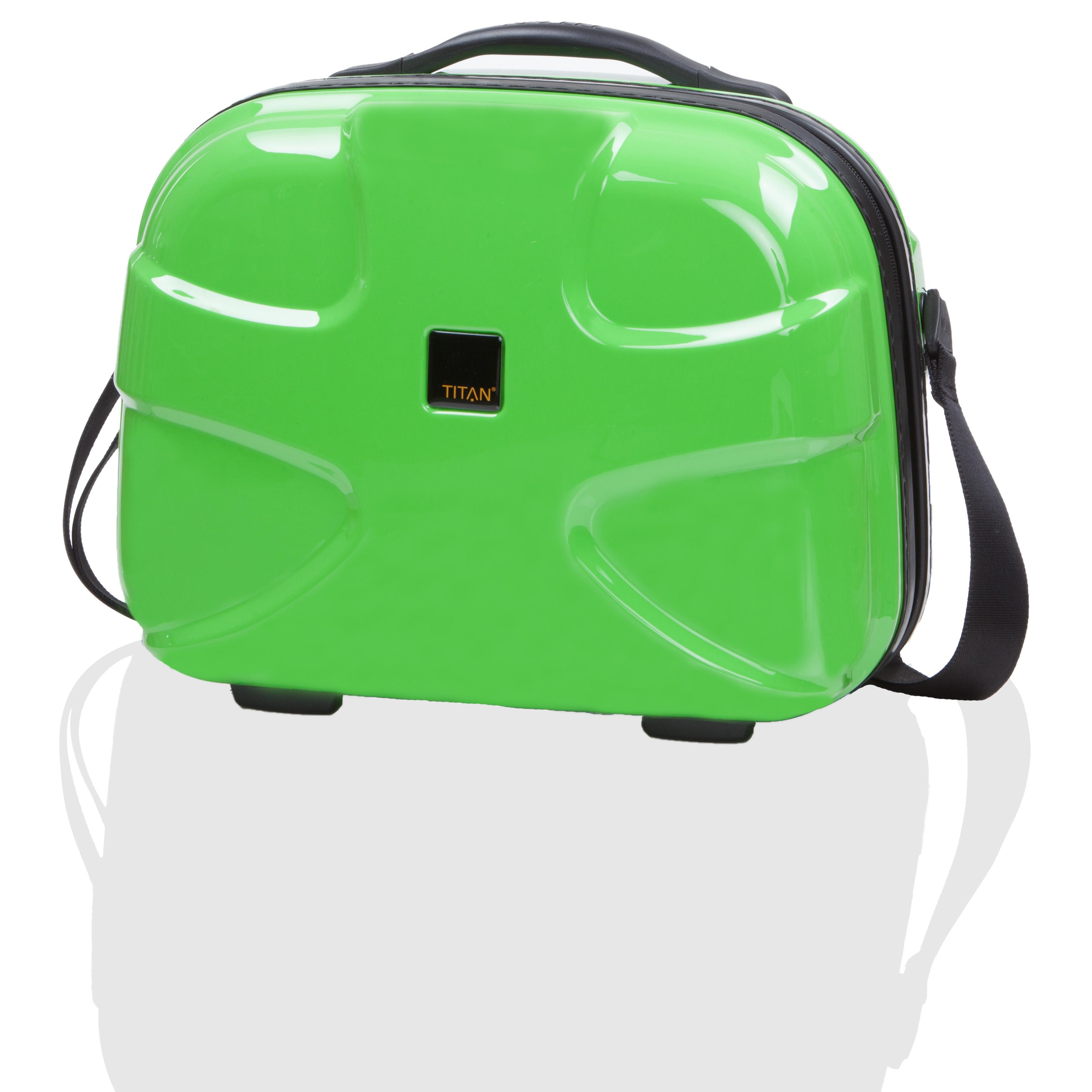 Titan X2 Flash Beauty Case Plasma Green