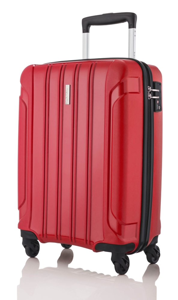 Travelite Colosso M,L – sada 2 kufrů Red