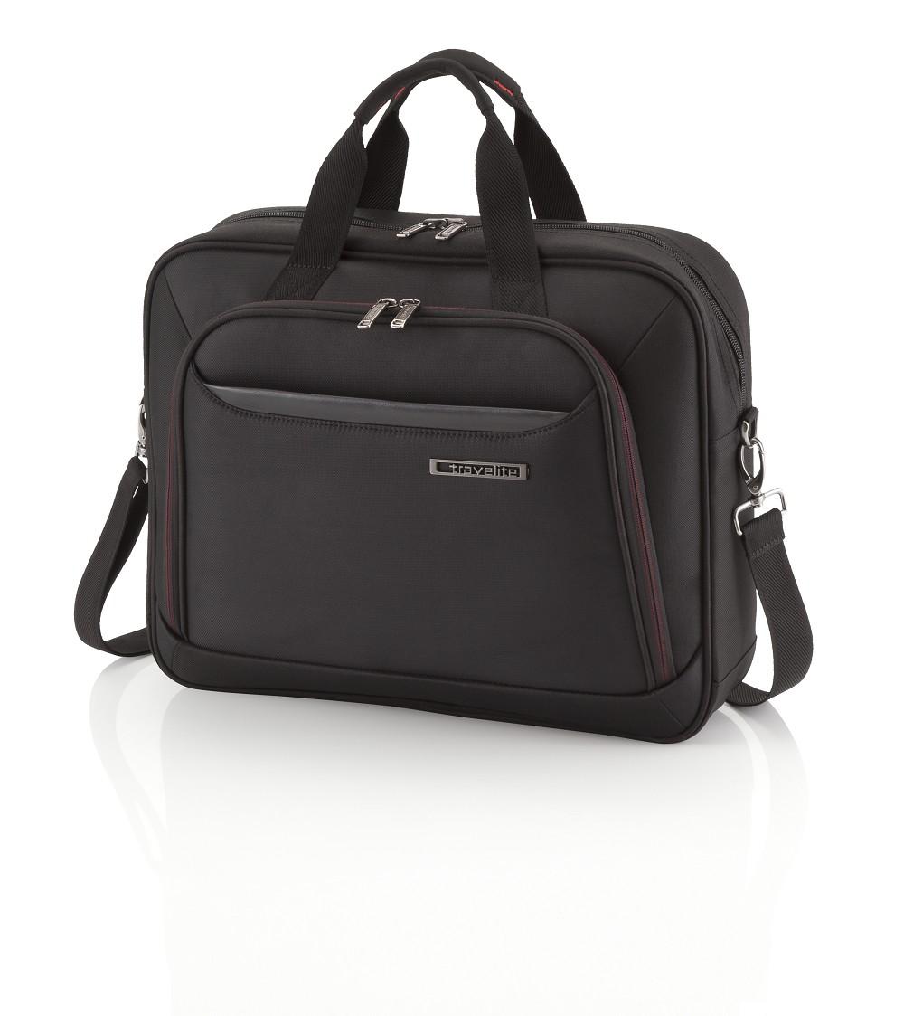 "Travelite Kendo Laptop Bag 15,6"" Black"