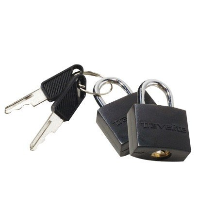 Travelite Luggage Padlock Black