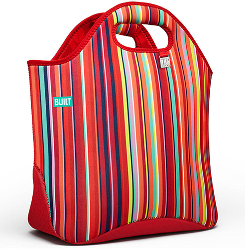 Built Neoprene Everyday Tote Stripe No.10