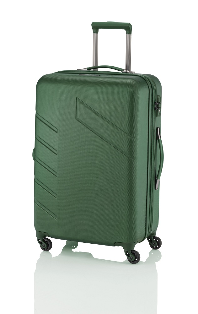 Travelite Tourer 4w L Green