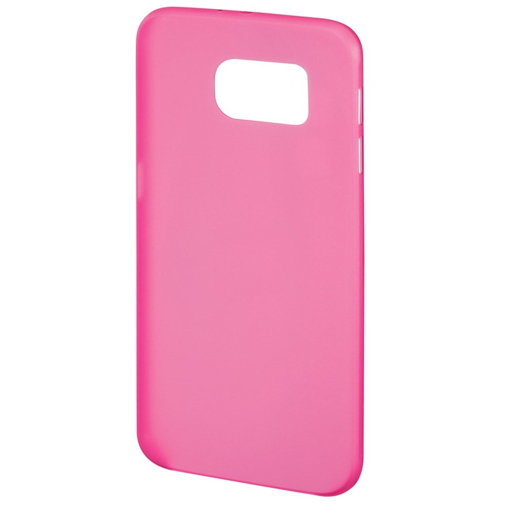 Hama Ultra Slim Cover for Samsung Galaxy S6, crocus pink