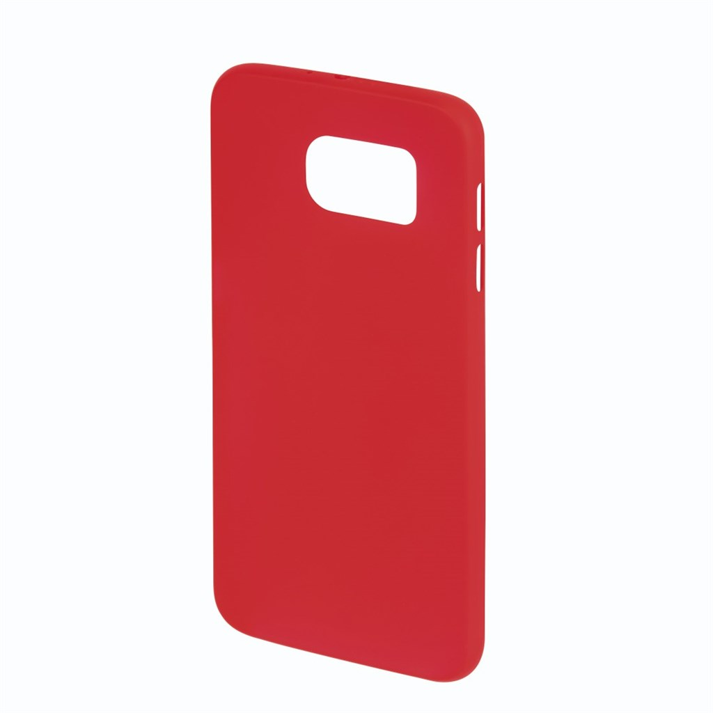 Hama Ultra Slim Cover for Samsung Galaxy S6, red