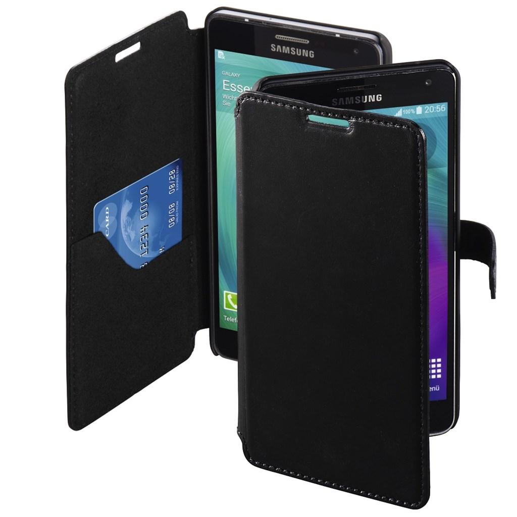 Hama Prime Line Portfolio for Samsung Galaxy A7, seta black