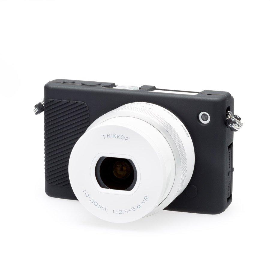 Easy Cover Pouzdro Reflex Silic Nikon J4 Black