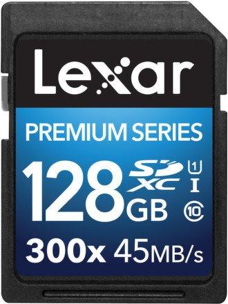 Lexar SDXC Premium II 300x (Class 10) U1 128 GB