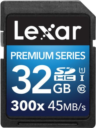 Lexar SDHC Premium II 300x (Class 10) U1 32 GB