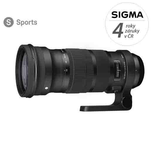 SIGMA 120-300/2.8 DG OS HSM Sports Sigma