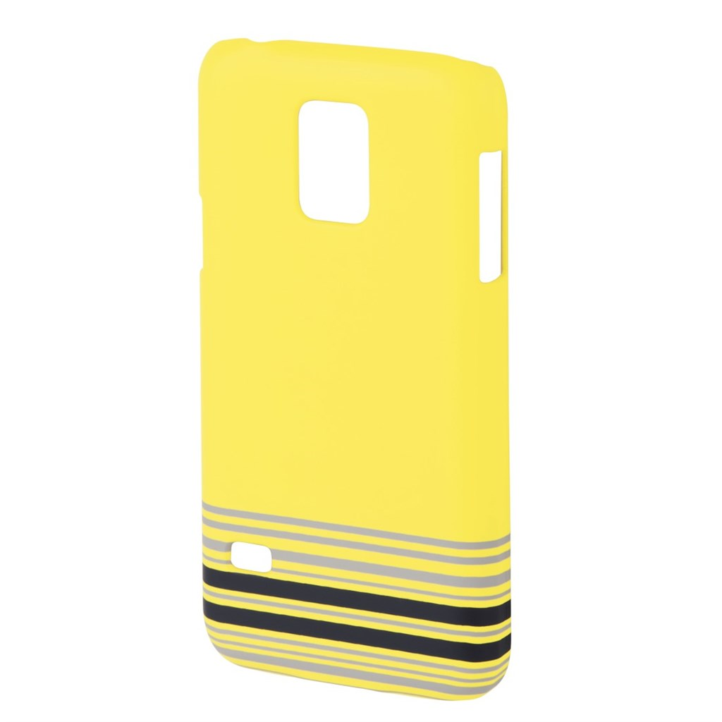 Hama Primrose Cover for Samsung Galaxy S5 mini, yellow