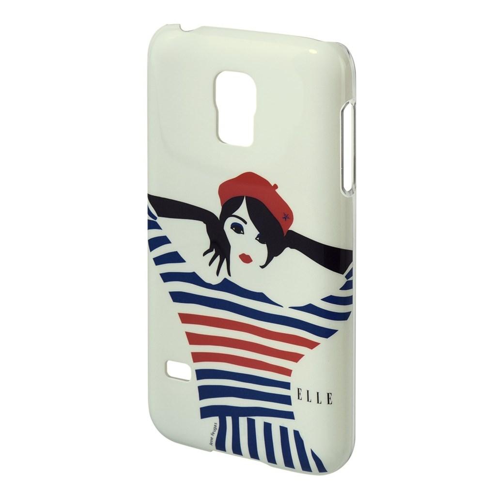 ELLE Anne Feugas Cover for Samsung Galaxy S5 mini, beige