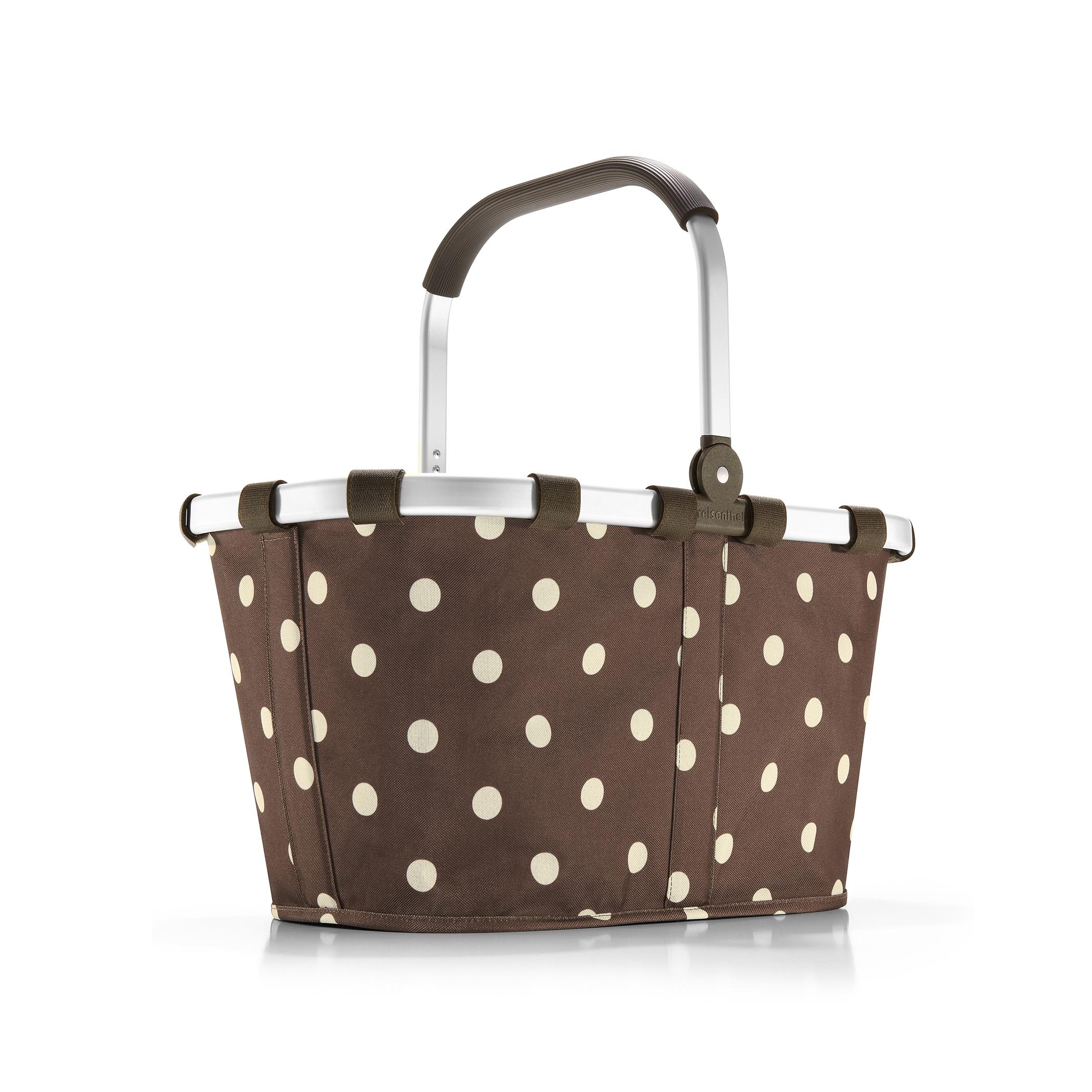 Reisenthel CarryBag Mocha Dots