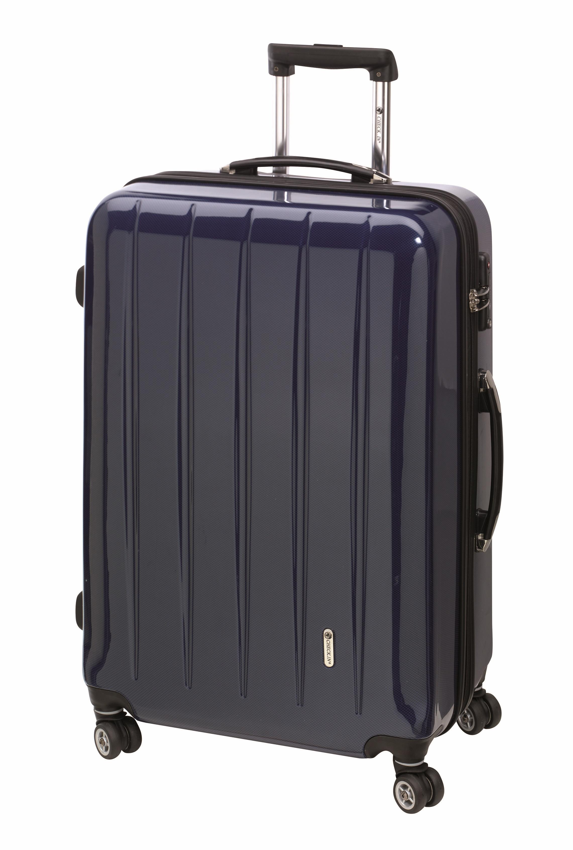 Check.In London-TSA L Carbon Blue