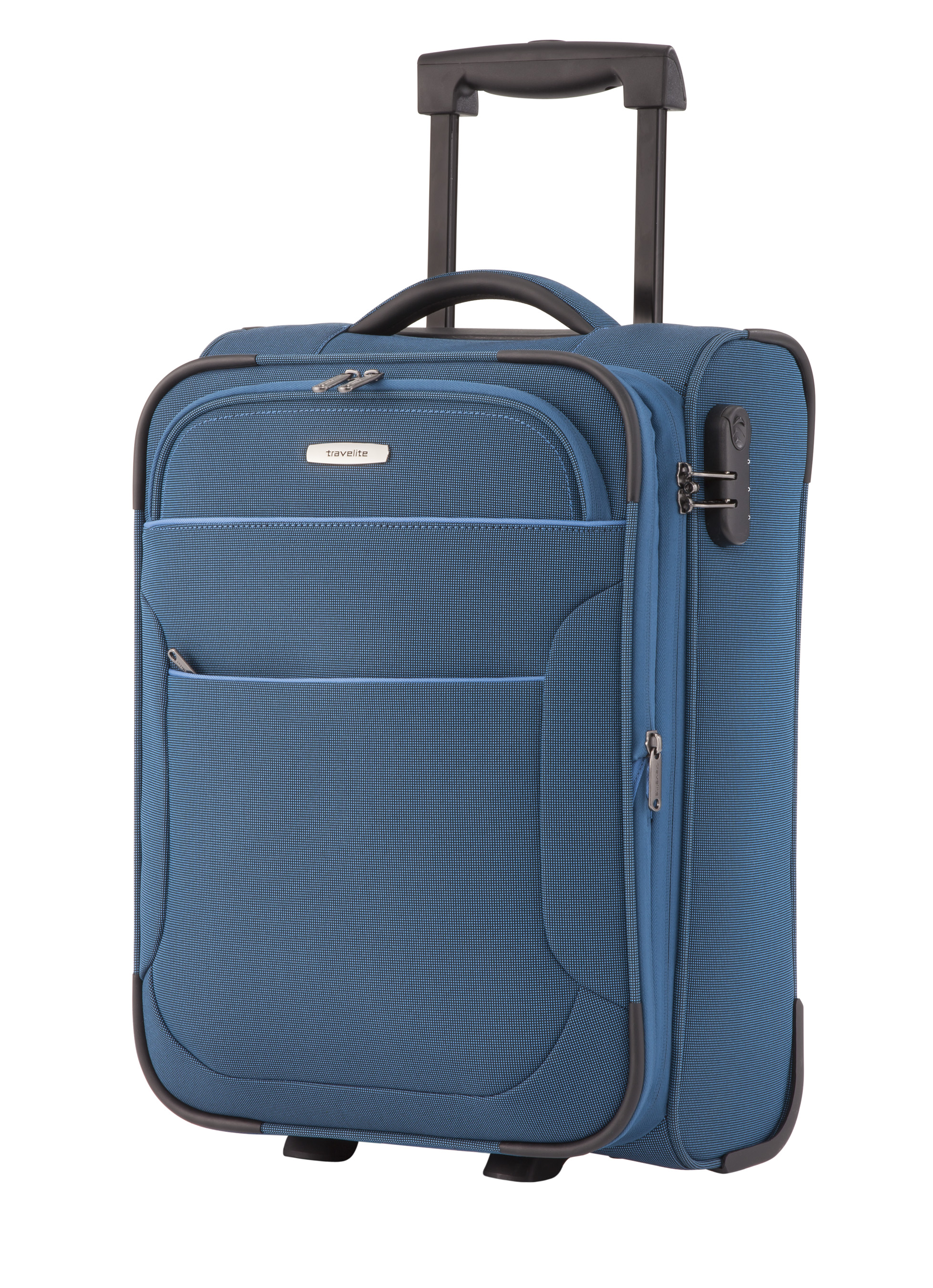 Travelite Derby 4w L/M, 2w S, Board Bag Petrol