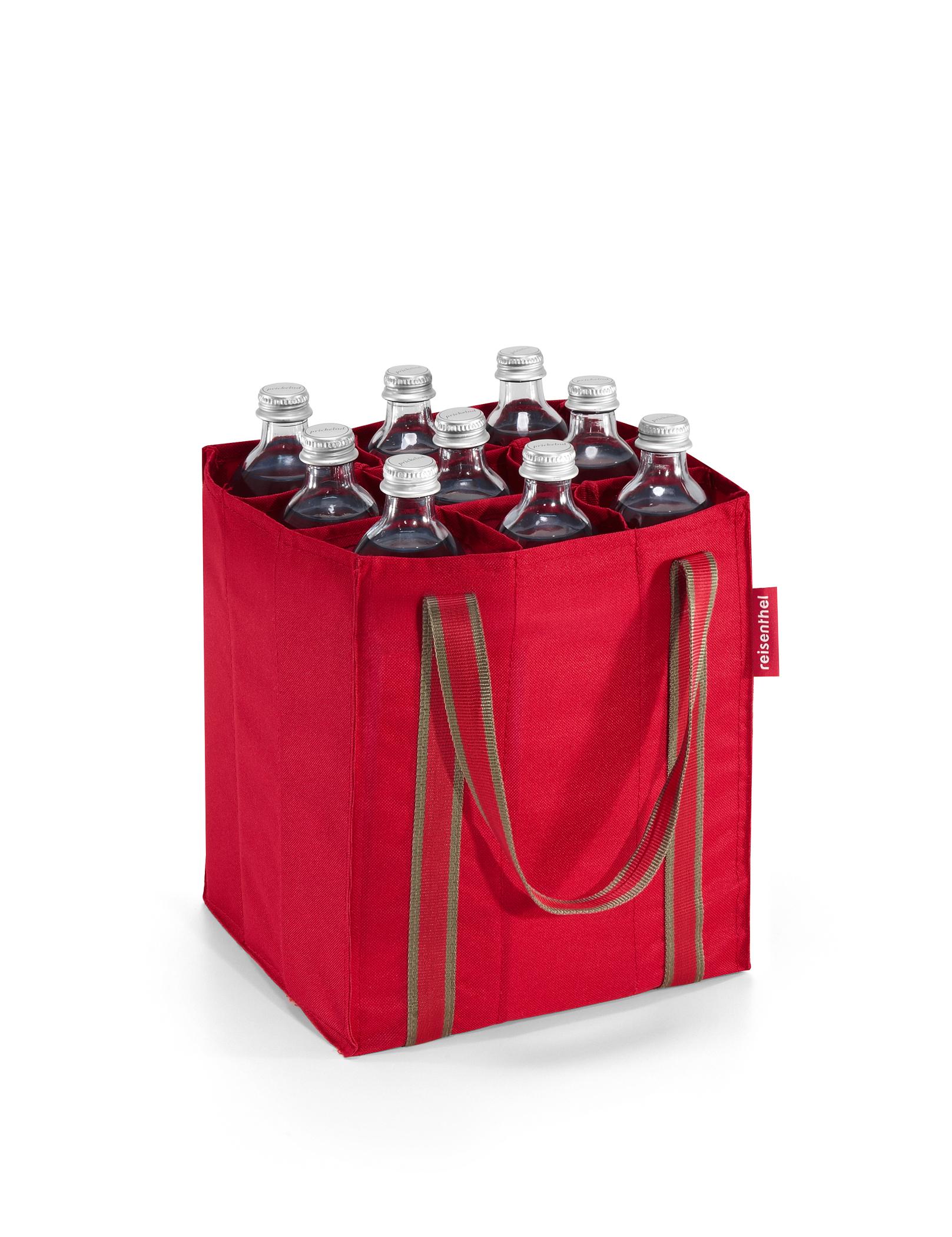 Reisenthel BottleBag Red Stripes