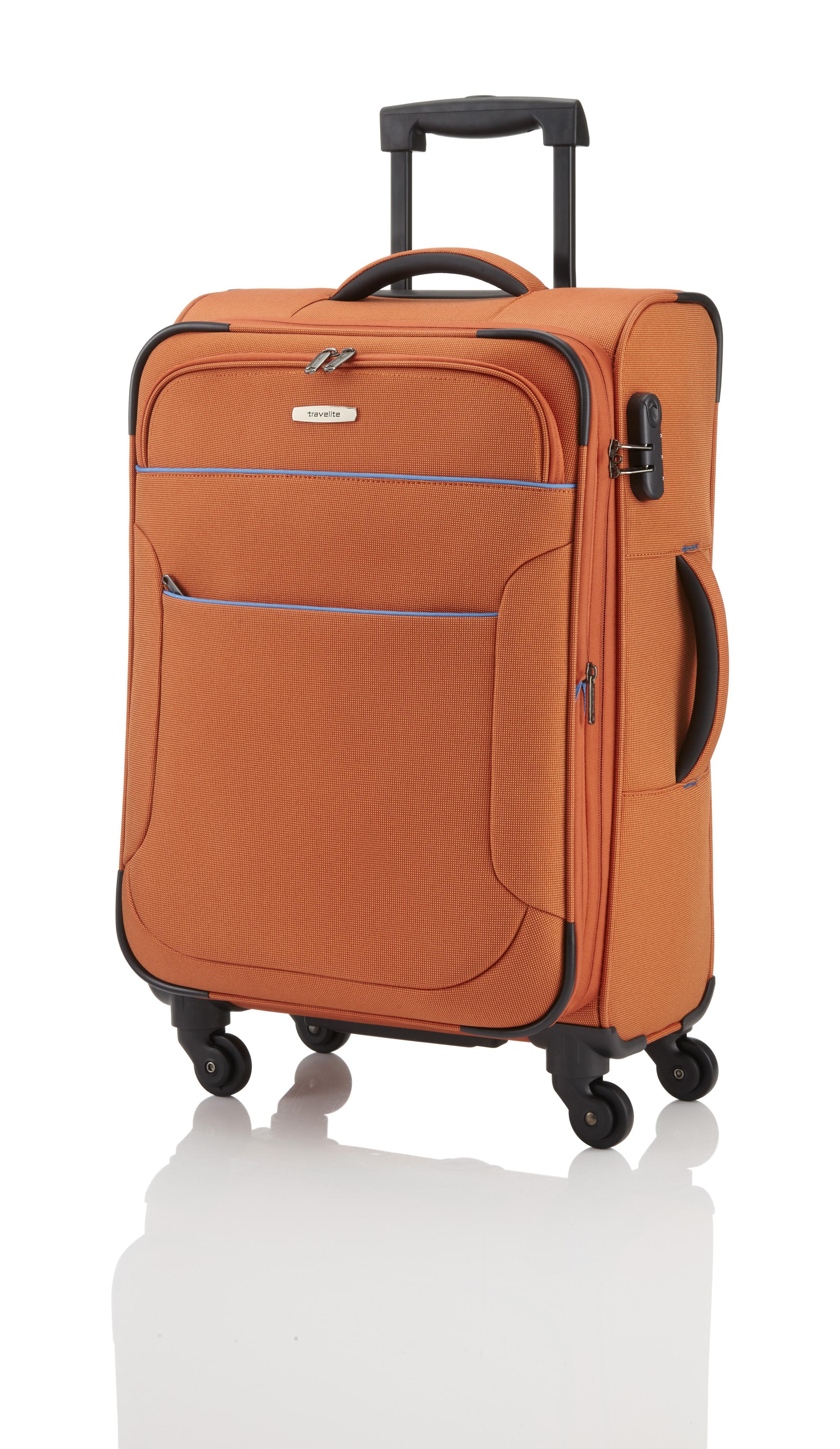 Travelite Derby 4w L Orange
