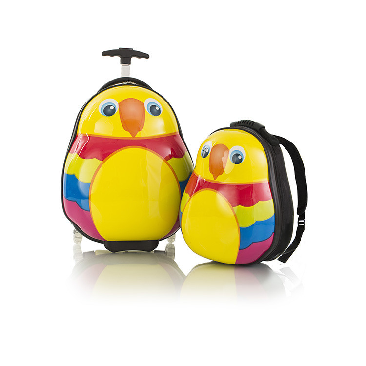 Heys Travel Tots Lightweight Kids Parrot