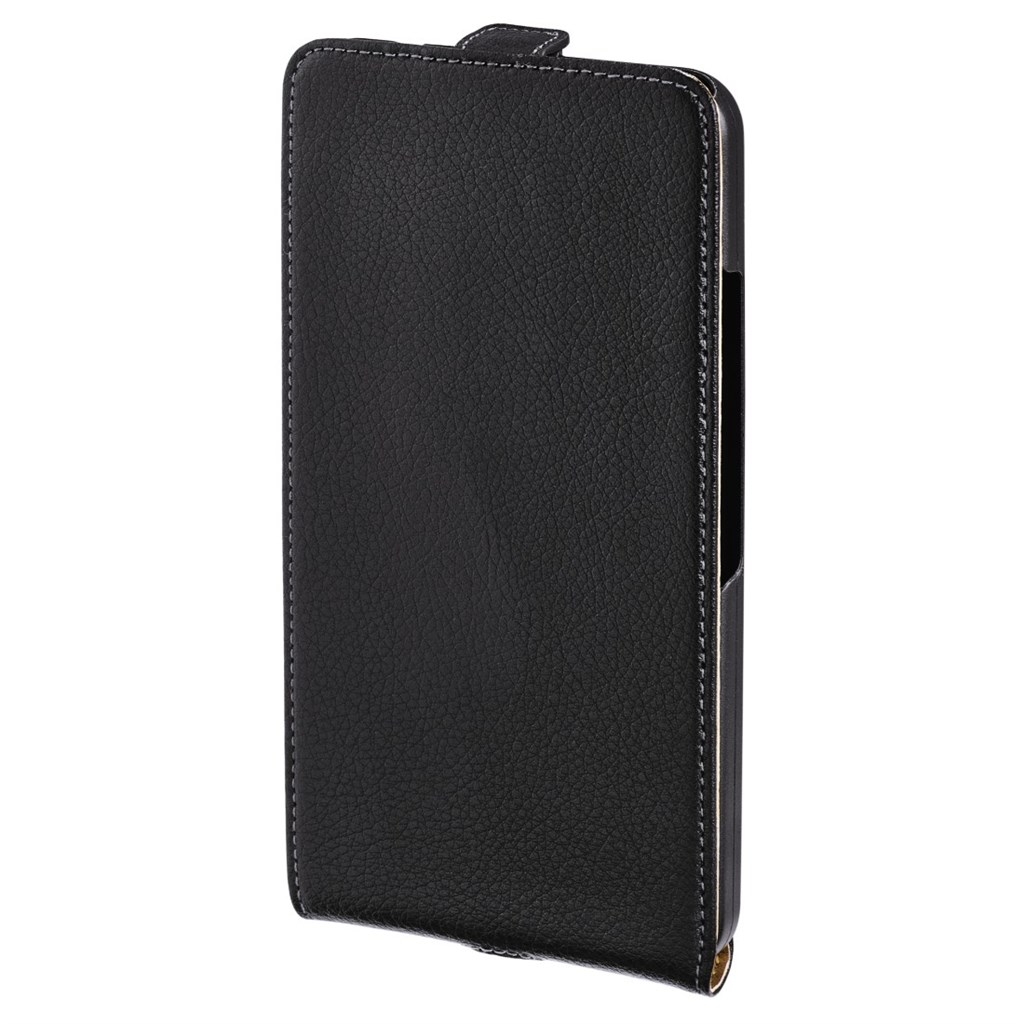 Hama Smart Case Flap Case for Microsoft Lumia 640XL, black