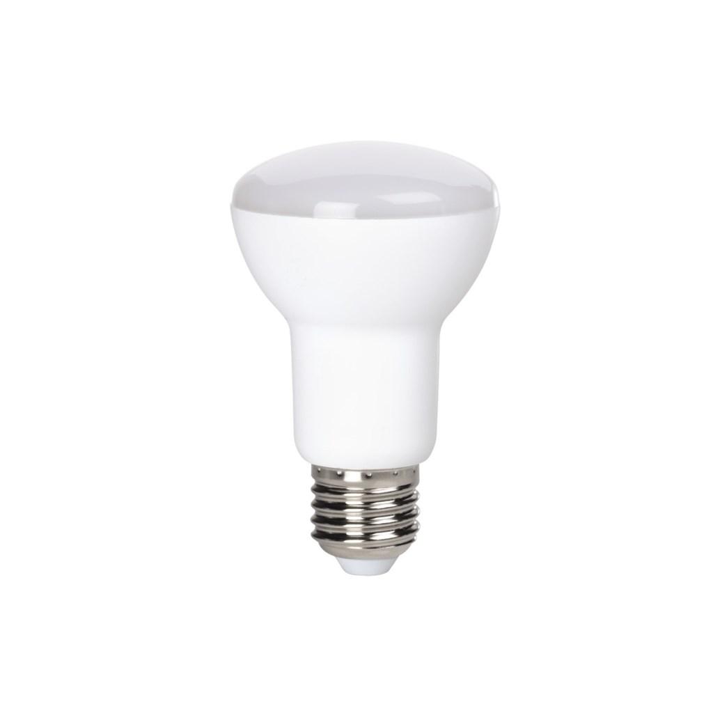 Xavax LED Bulb, 9.5W, R63 reflector, E27, warm white